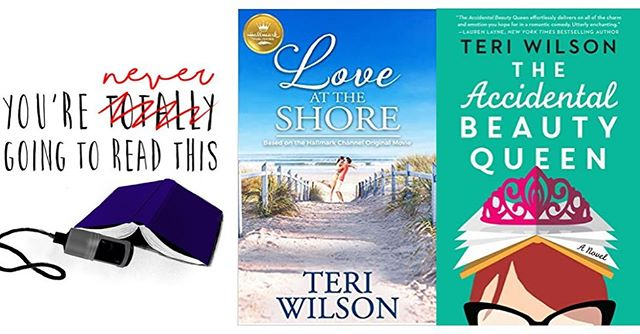 This week on the podcast, @teriwilsonauthor joins us to talk about her sweet, funny beach book Love at the Shore, the novelization of the popular @hallmarkchannel movie! She also gave us some seriously good romantic comedy movie recommendations. ⠀ ⠀ Which rom coms are at the top of your favorite movie list? ⠀ ⠀ #amlistening #podcast #romcom #romanticcomedy #LoveattheShore #HallmarkMovie #amreading #books #booknerd #booksofinstagram #bookstagram #author #authors #authorsofinstagram #authorlife #authorsofig #authorlove #writerslife #writersofinstagram #writers #writersofig #writercommunity #bookrecommendation #bookrec