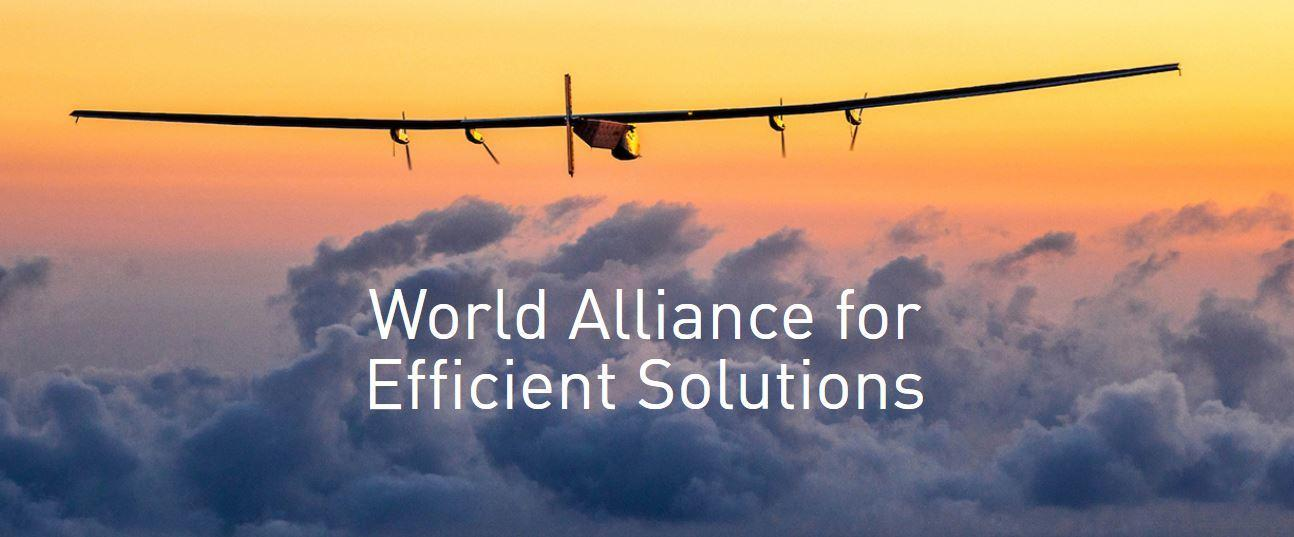 The Hive Effect is now a member of Solar Impulse Foundation.