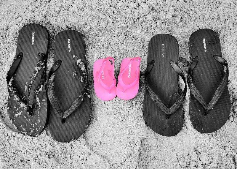 black & white beach photoshoot baby announcement   Amanda Zampelli