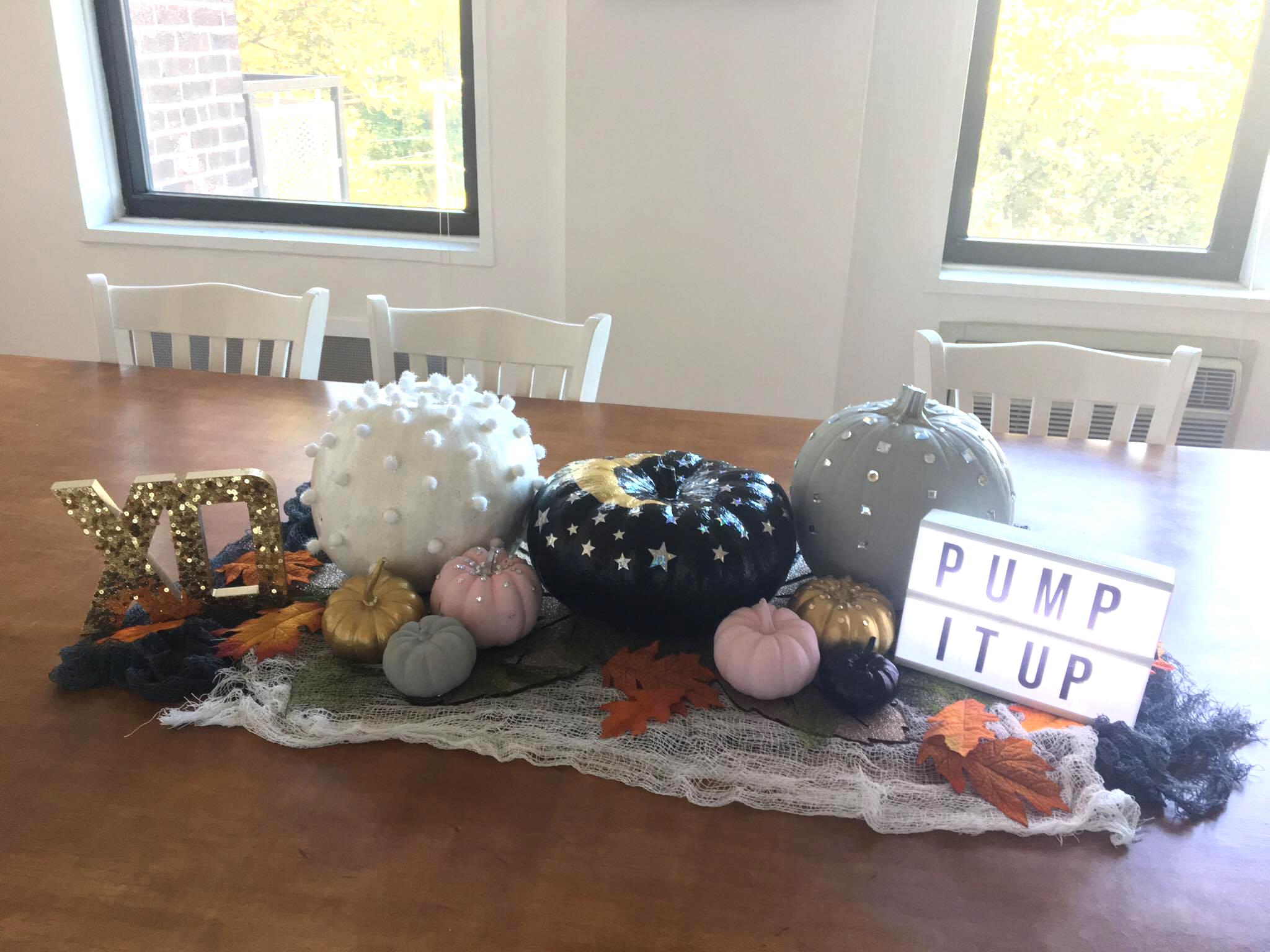 my pumpkins for Fall 2017 | Amanda Zampelli