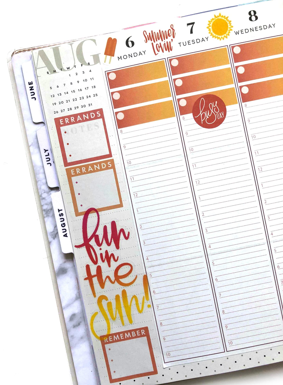 August 2018 Planner Strips | Amanda Zampelli.jpg