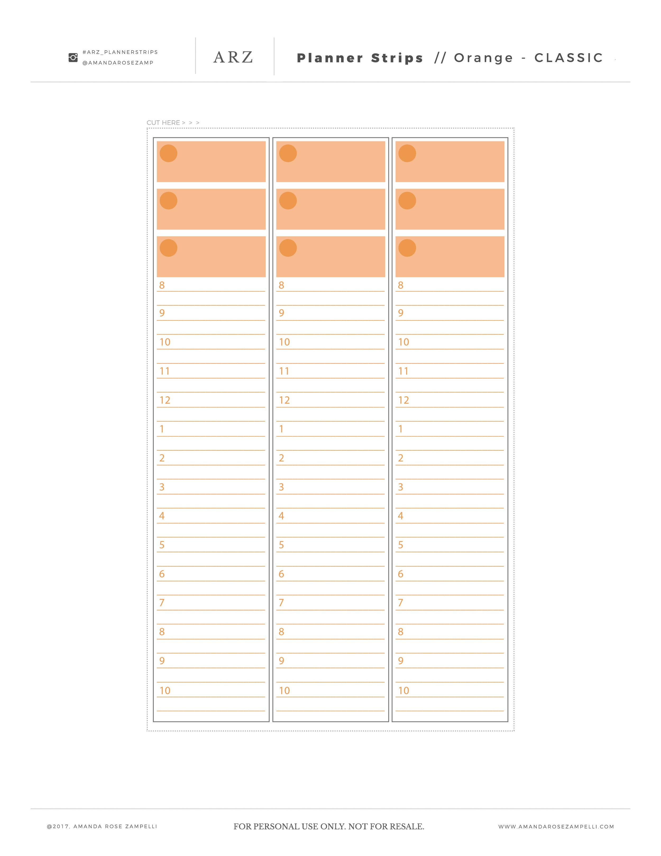 01 CLASSIC orange M - W planner strips.jpg