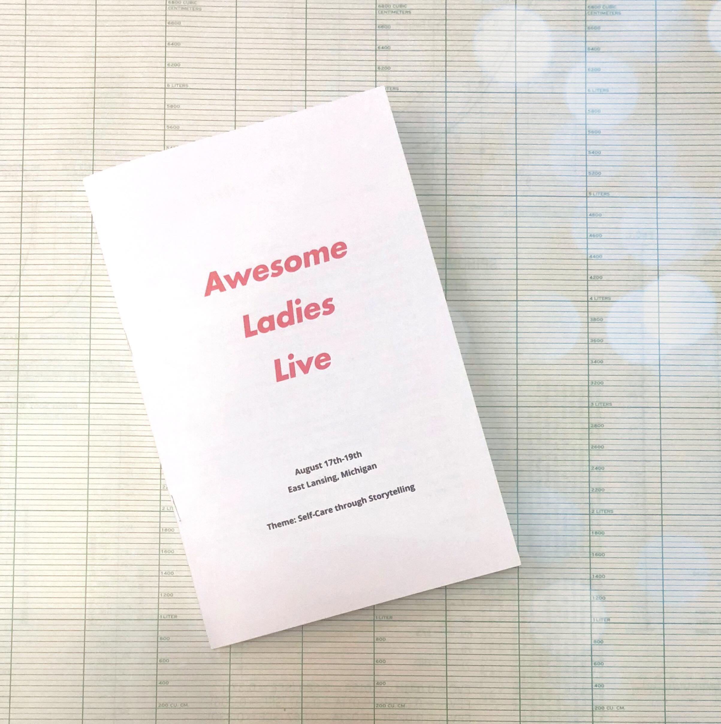 Awesome Ladies Live 2018 | Amanda Zampelli