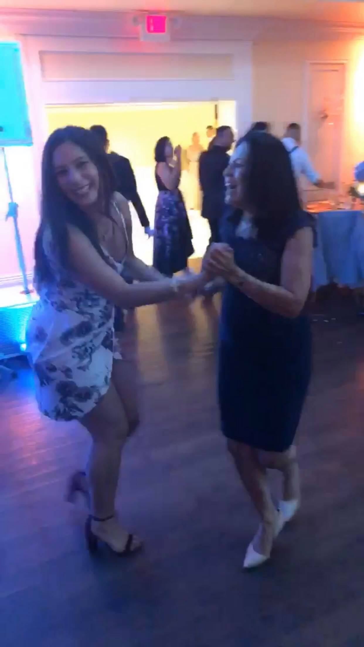 a wedding with the parents | Amanda Zampelli