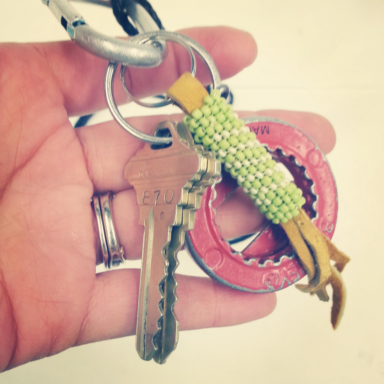 Good bye, studio keys