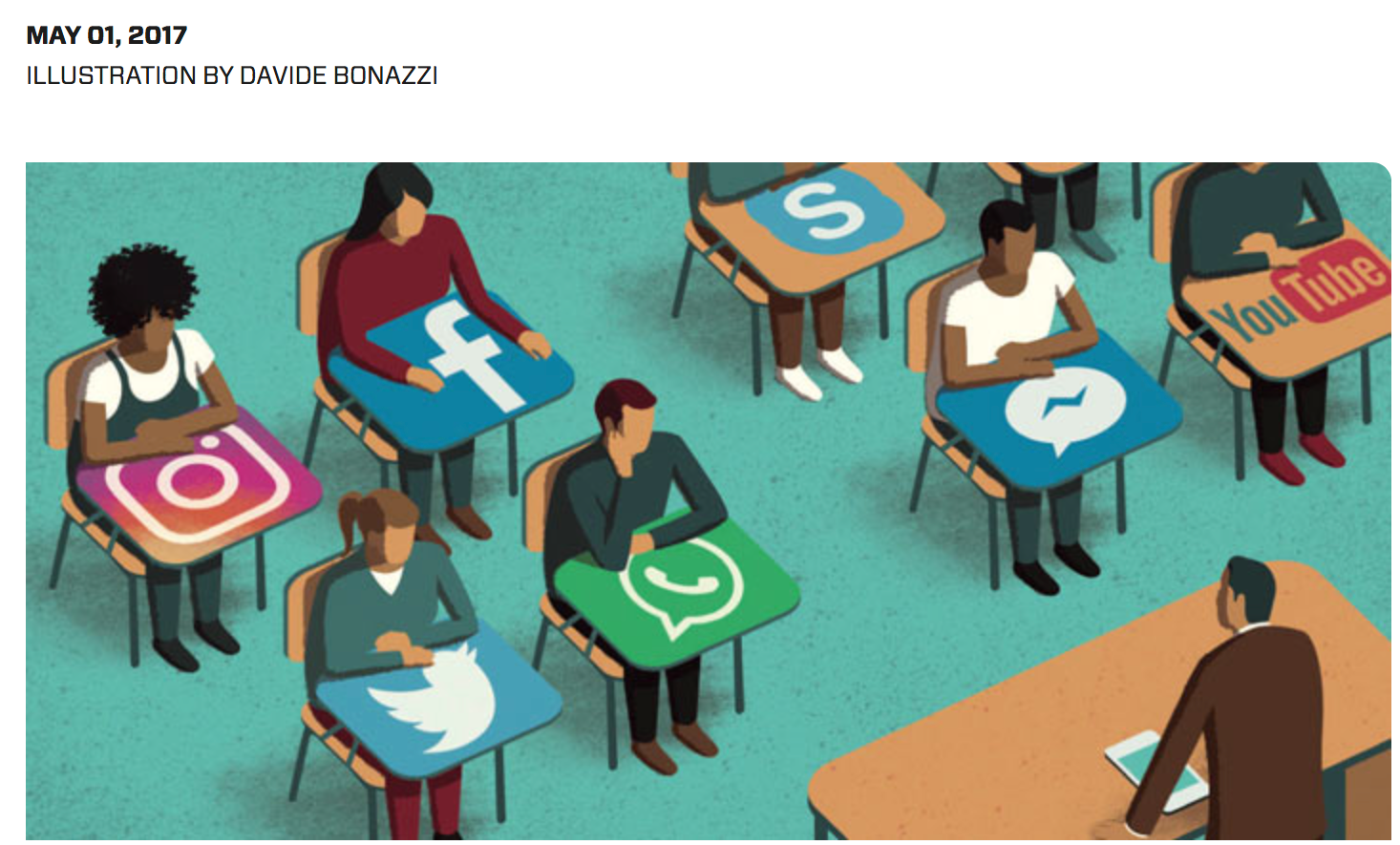 Why Not Social Media - SURVEY SHEDS LIGHT ON HOW FACULTY ARE USING SOCIAL MEDIARead More