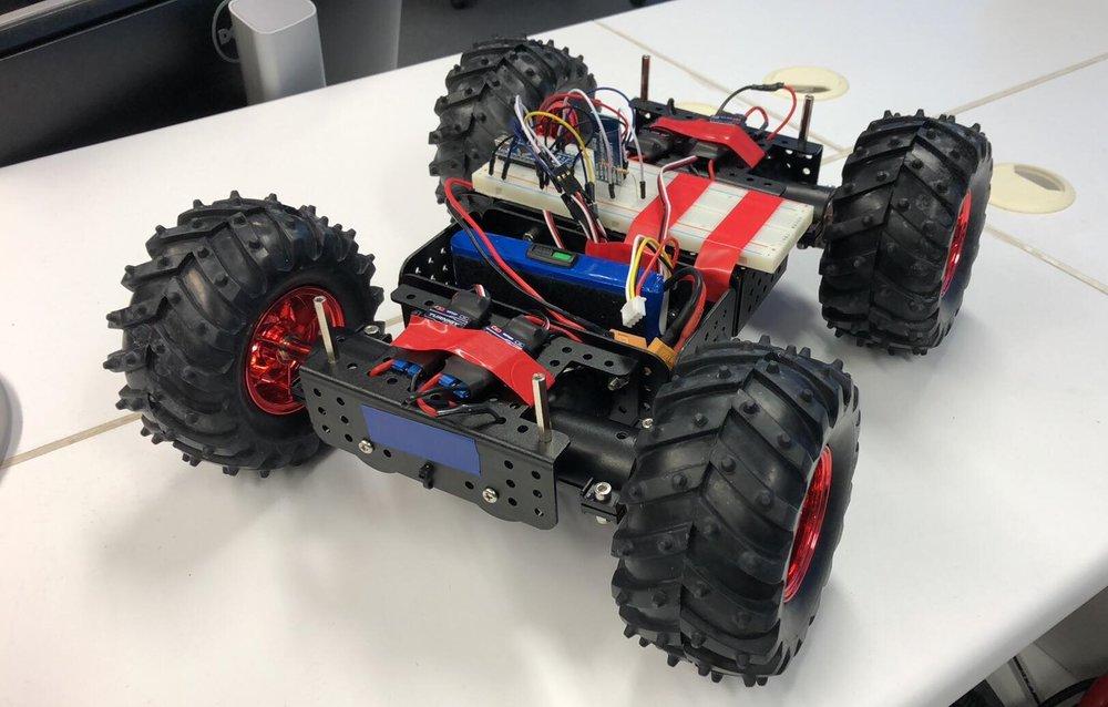 University of Sydney Robotics Club   Droid Racing    Learn More