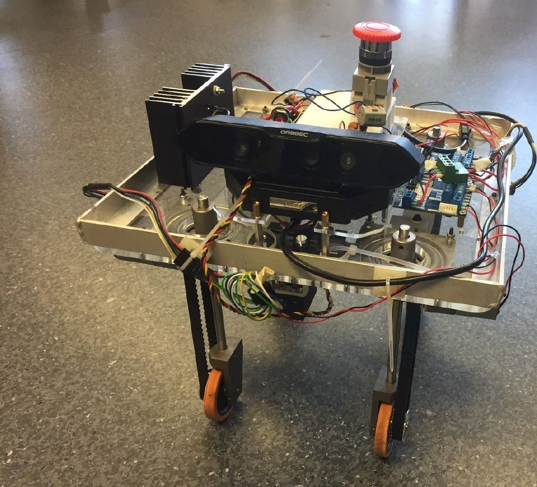 NI Autonomous Robotics Competition - Hosted by National Instruments Corporation since 2011, the competition challenges students to design and build robots to autonomously perform a series of tasks such as navigating an obstacle course and interact with specified objects.Learn more ➝