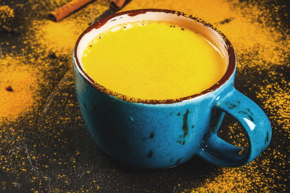 Turmeric paste and Golden Milk - So good and so good for you!