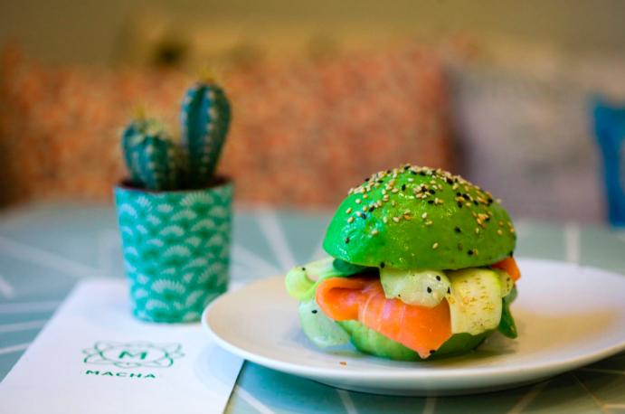 Matcha Café // ph. matchacafe.it