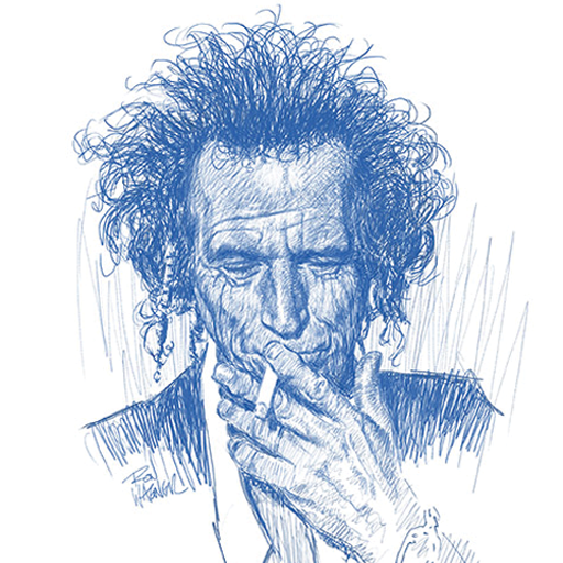 Portraits - A collection of commissioned and celebrity portraits
