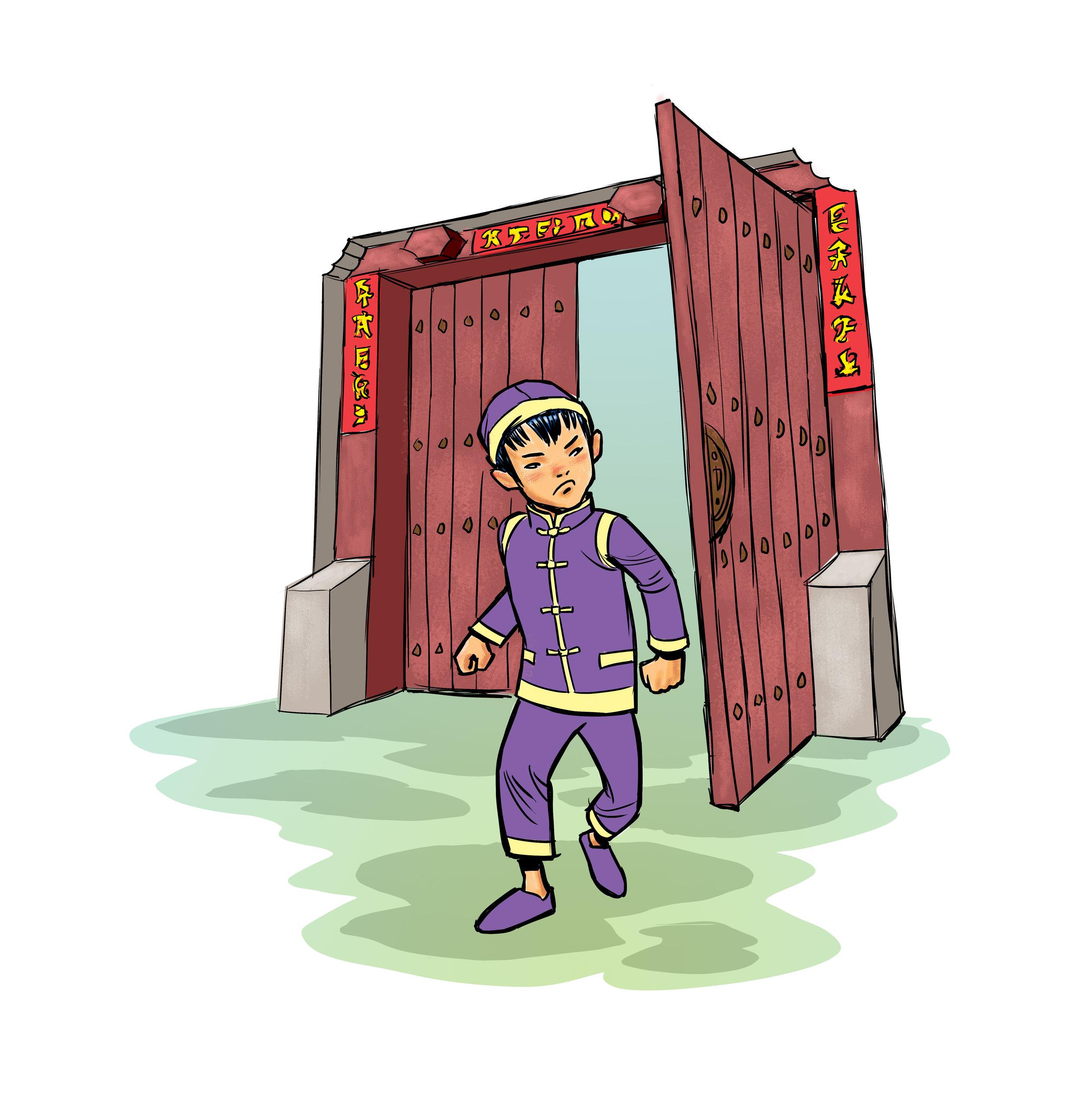 wang fu walking thru gate final.jpg