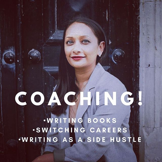 Yoohoo! On a limited basis, I offer coaching around writing. This is primarily if you want to start writing books, or if you want to start making writing an extension of what you do in your career, or if you want to switch careers altogether. The coaching tab on the website (link in bio) explains it all including rates, and if you want more insight please do pop me an email. #instagram #instagood #writing #workshop #journalist #author