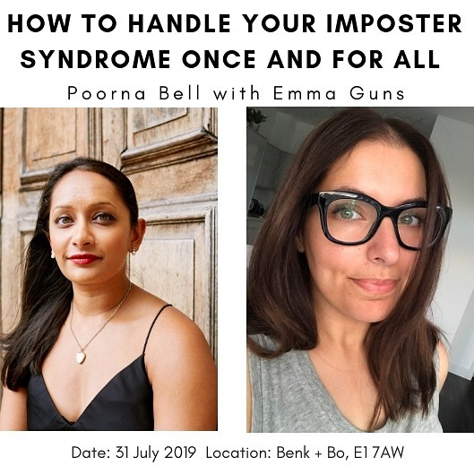 After a quiet period, I've launched not one but three workshops! The first is my workshop on imposter syndrome, after the last one was such a hit. As well as tackling blockers at work, overcoming how your imposter syndrome inhibits your confidence, and providing tools to tackle it, I'll be interviewing the incredible journalist and podcaster @emmaguns about how it has impacted her career - she was beauty editor at Ok! for 10 years - and how she overcame it. It's going to be fun, informative and there's wine, tea and coffee included in the ticket price. Location is in London. The link is in the bio 👍🏽 #instagram #instagood #workshop #impostersyndrome #career #workhacks #lifehack #author #london