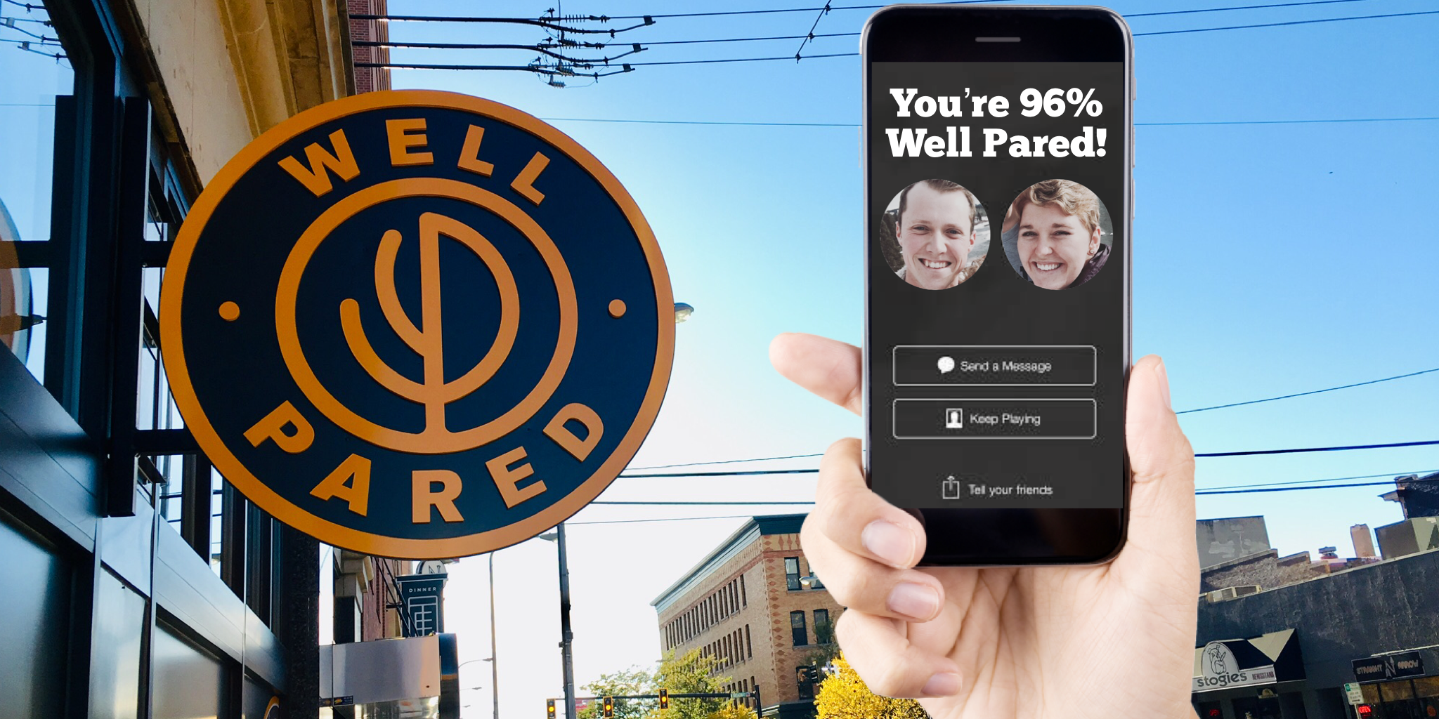 Well Pared now aims to pair more than just flavors