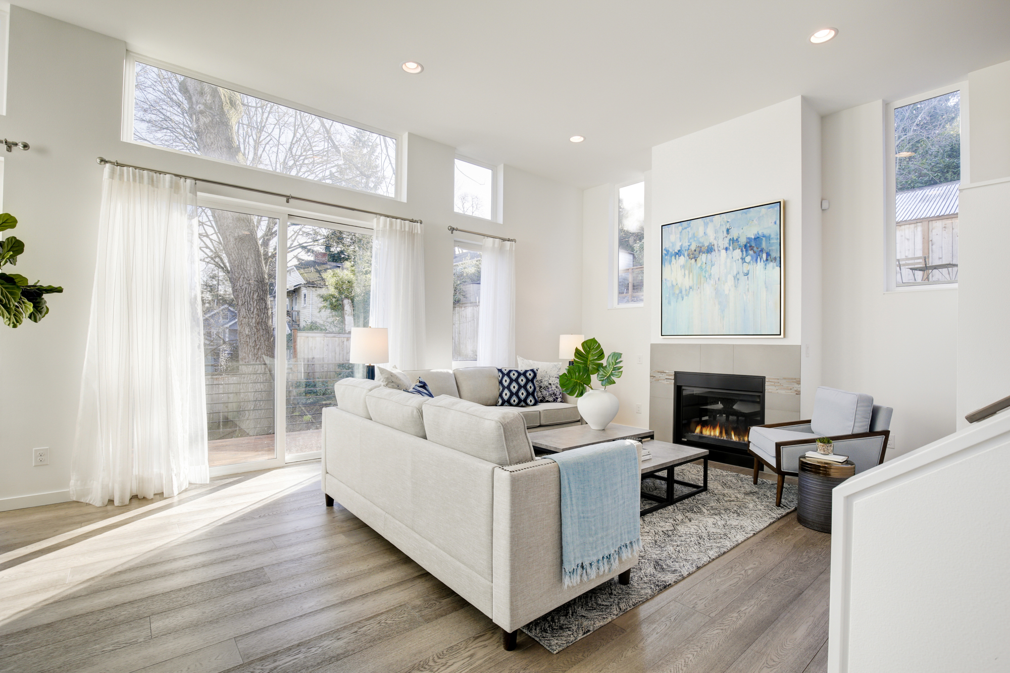 Seattle - Depth of Field in Real Estate Photography