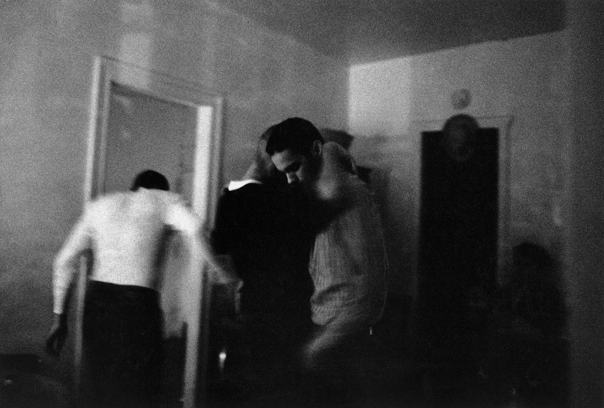Carlos and Hansel, New York, 1993