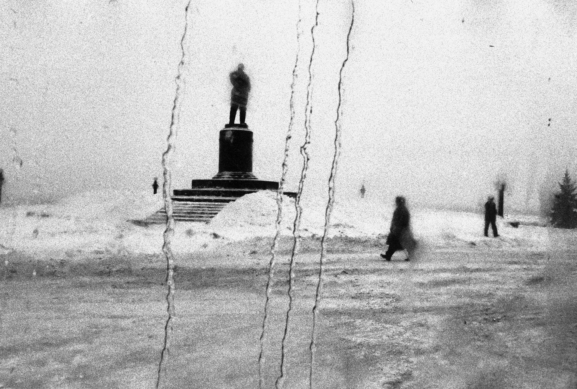 Icicles, Nizhny Novgorod, Russia, 2003