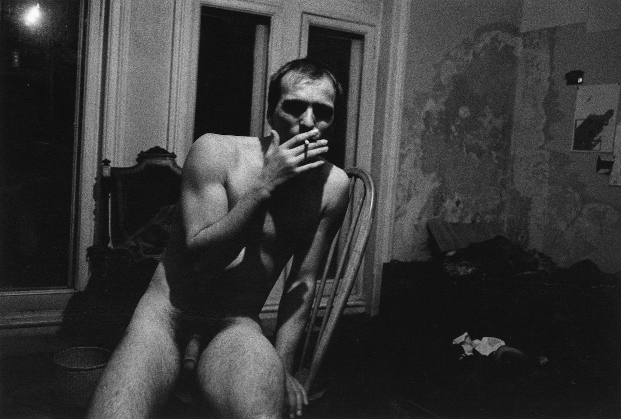 Jonas, London, 1995