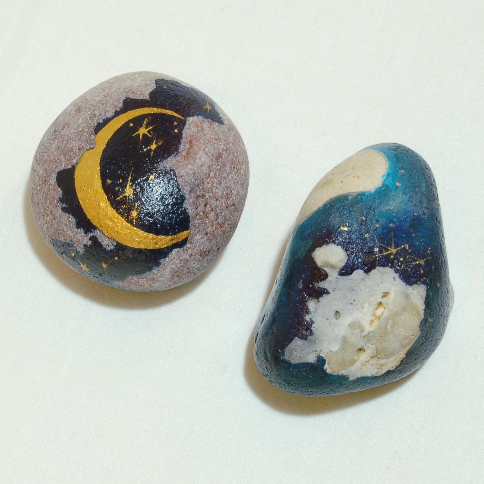 Sun,Moon & Stars -