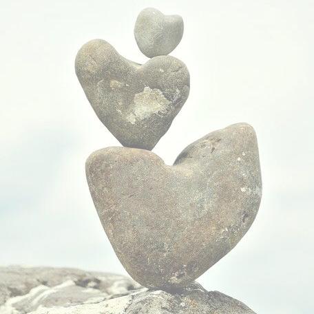 Plain HEARTS -