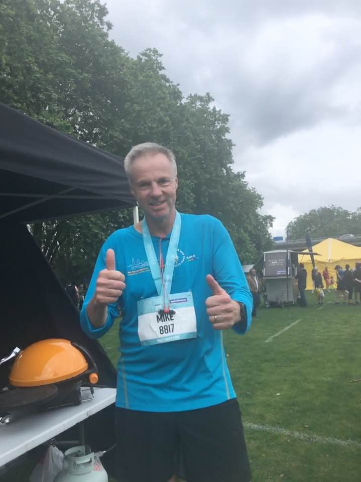 "- ""GR is a fantastic blend of professional coaching and supportive runners. Indeed, the people have become as important as the running. With GR I've now completed four marathons and multiple halves all with lots of much valued banter. GR is the best!""Mick Pretty - Joined GR 2015"