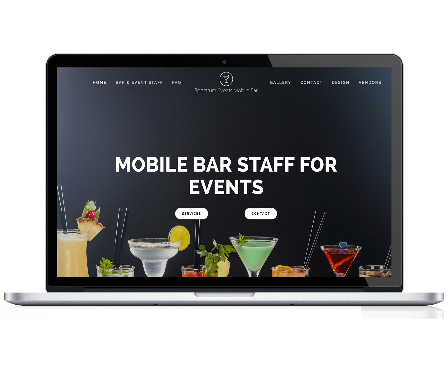 Spectrum Event Services Seattle  -  Event Bartenders/Event Staff for Hire