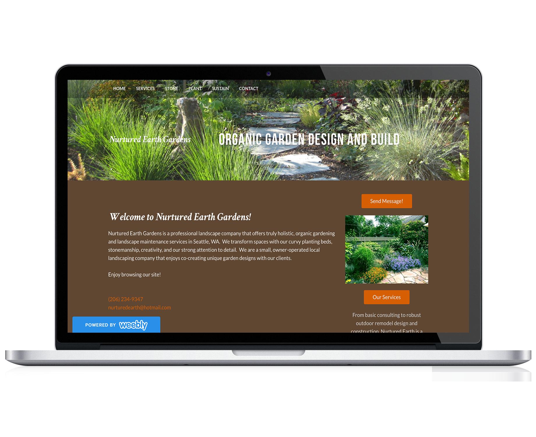 Nurtured Earth Gardens -   Lawn & Garden Landscaper