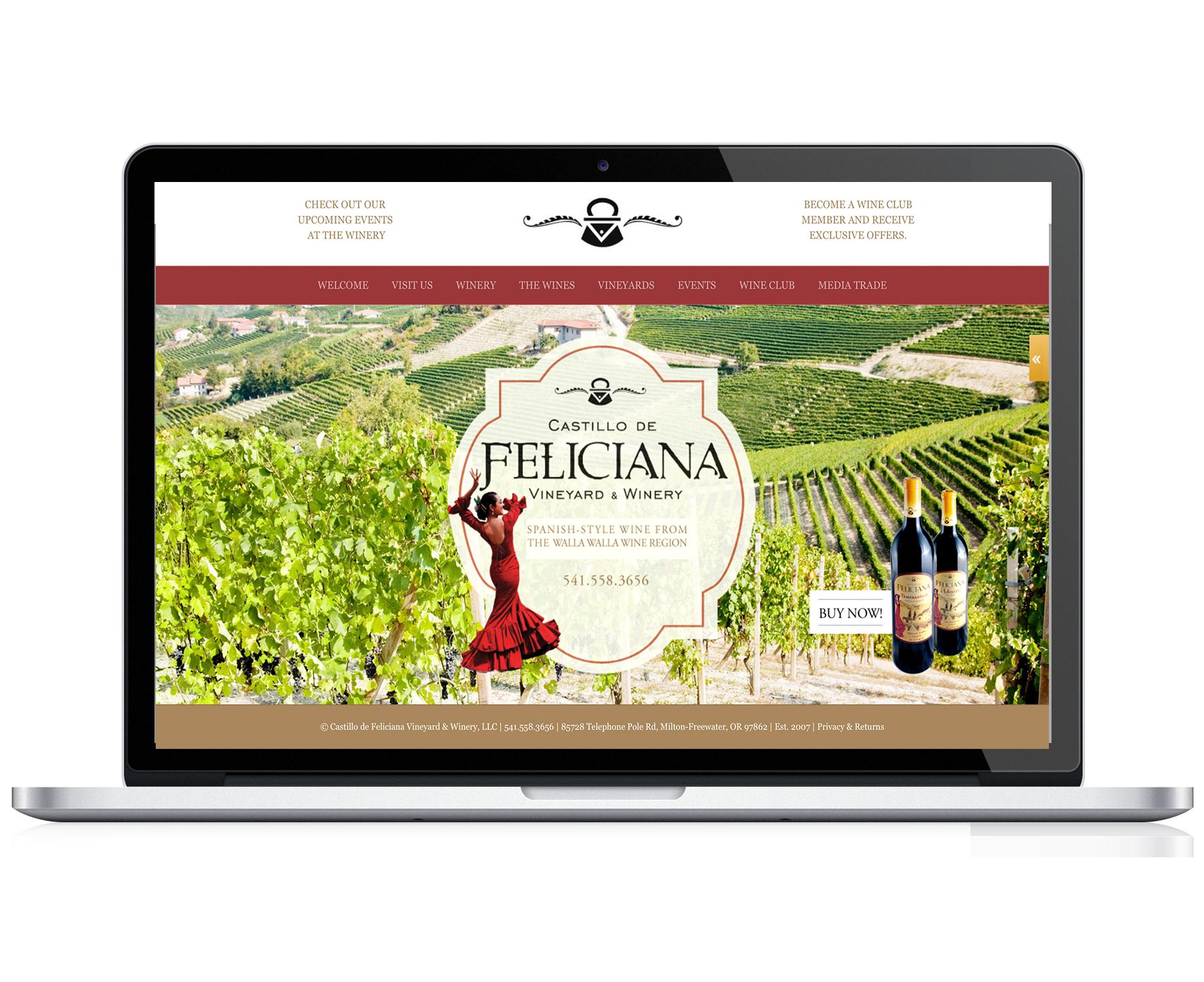 Castillo De Feliciana  -  Winery