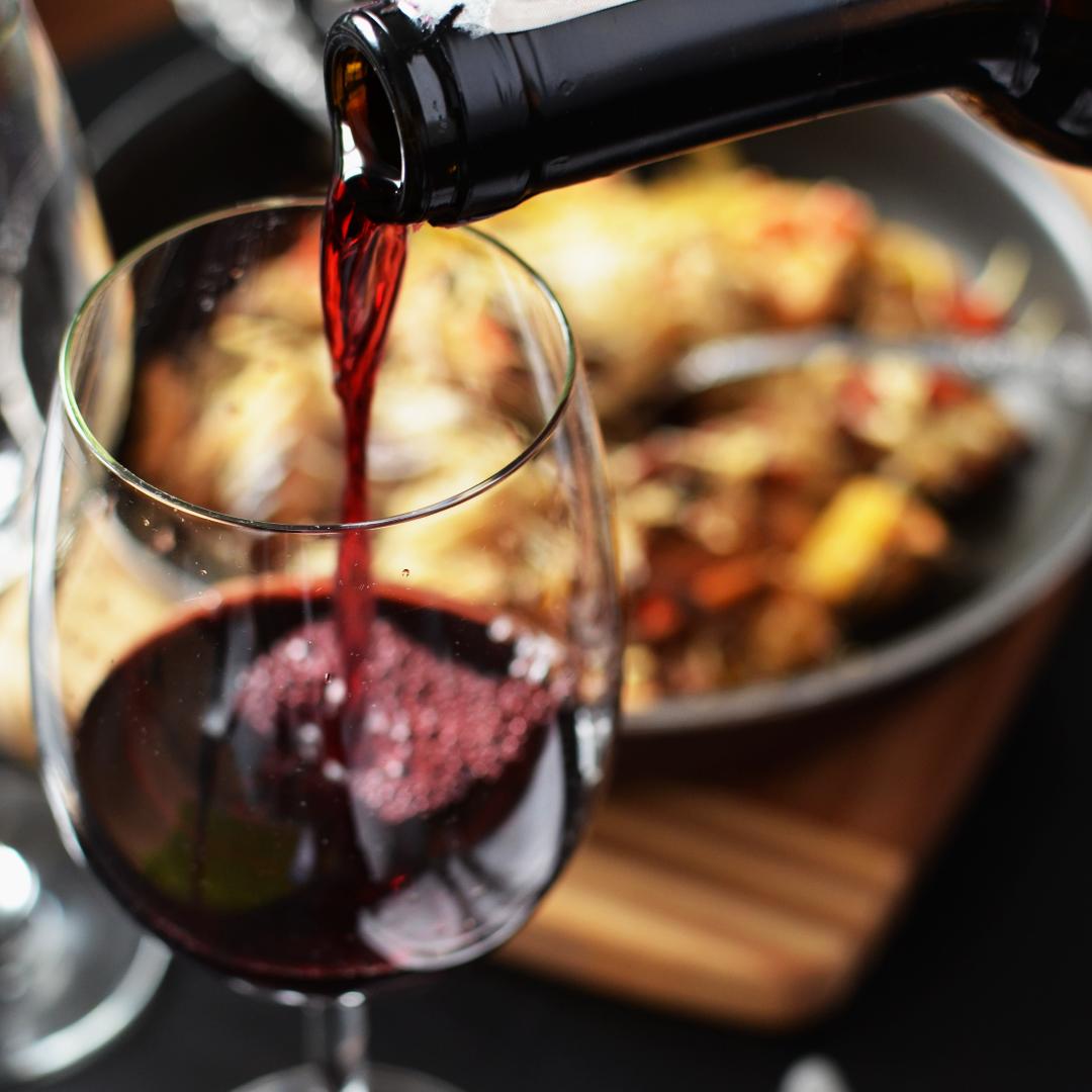 Wine Service -
