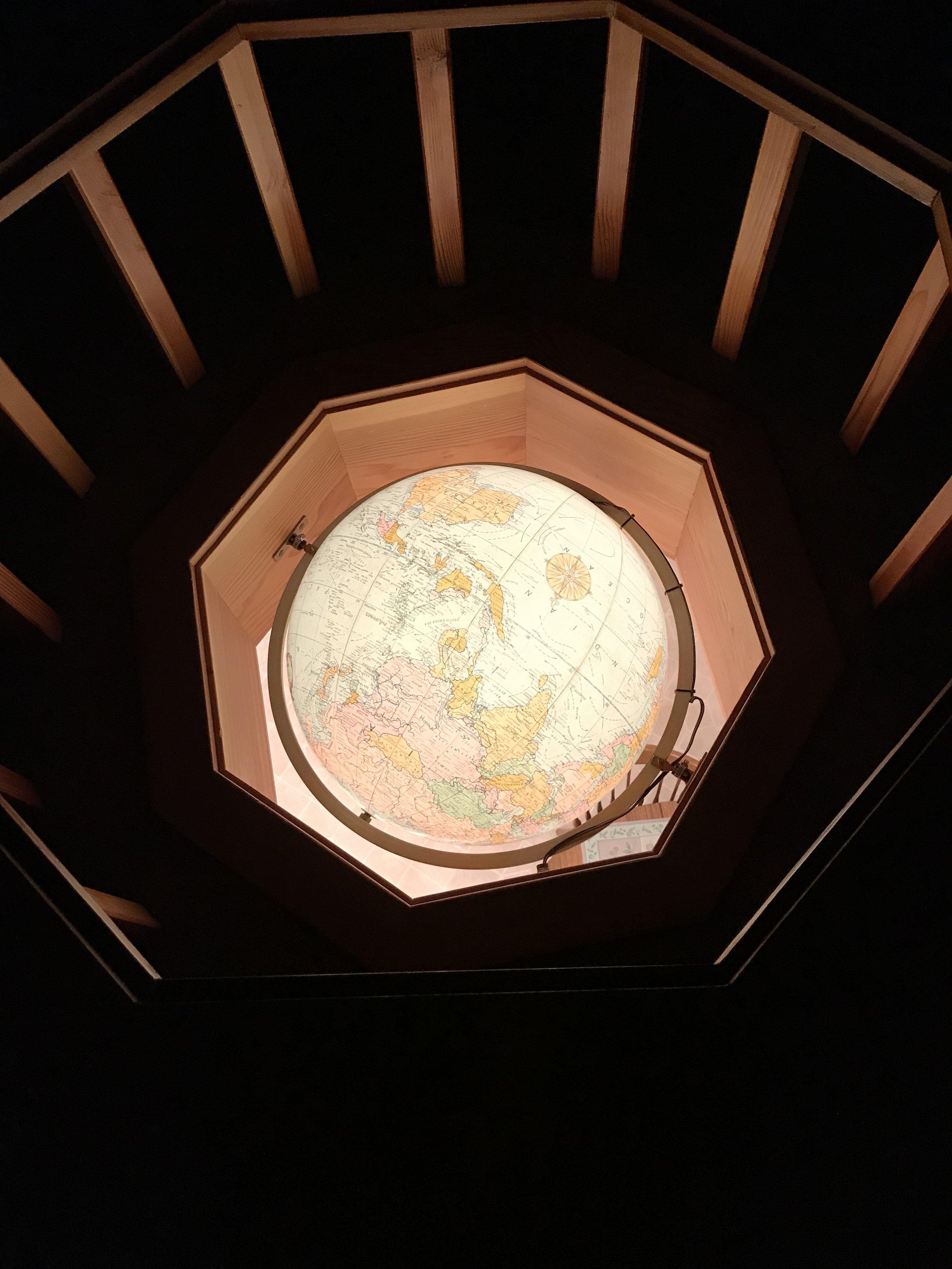 Prayer Center - Globe