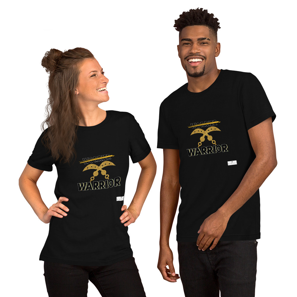 Gold Akofema (Black)