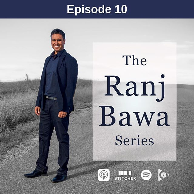 Ranj Bawa Podcast Series Episode 10: The Art of Communication is now available! In this episode, Ranj and Stew embrace the conversation around effective and meaningful communication and the key facets of making it happen.  iTunes:  https://buff.ly/2Od5A0C  Spotify: https://buff.ly/2UQ1yhu Stitcher: https://buff.ly/2WbBLAs  #business #success #highperformance #entrepreneur #communication #lifecoach #coach