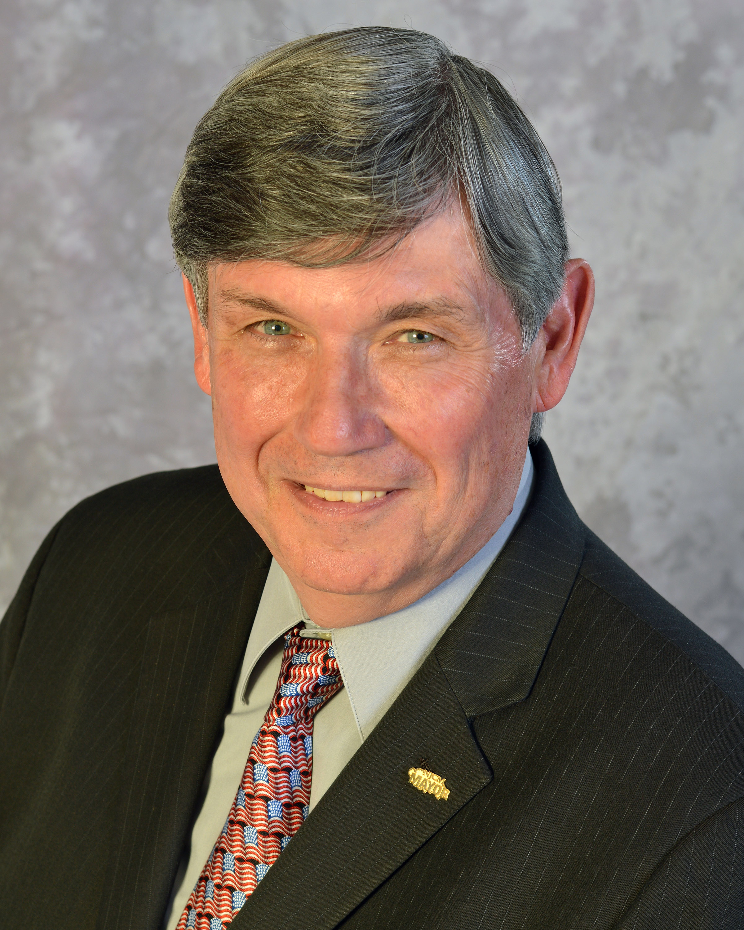 Greenwich Township Mayor George W. Shivery, Jr.