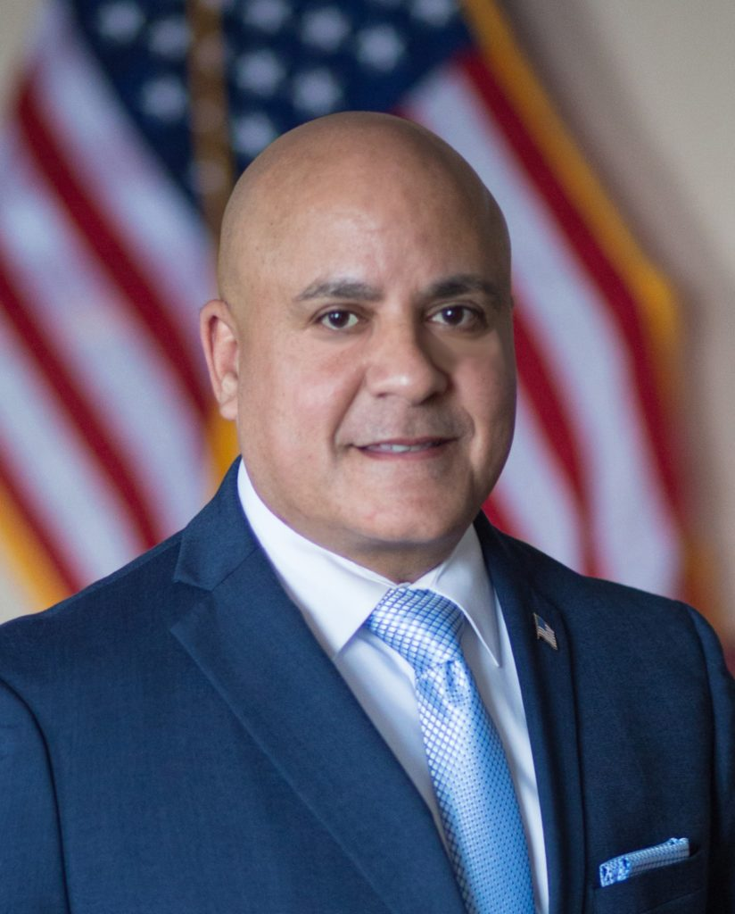 "Camden Mayor Francisco ""Frank"" Moran"