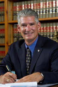 Salem County Sheriff Chuck Miller