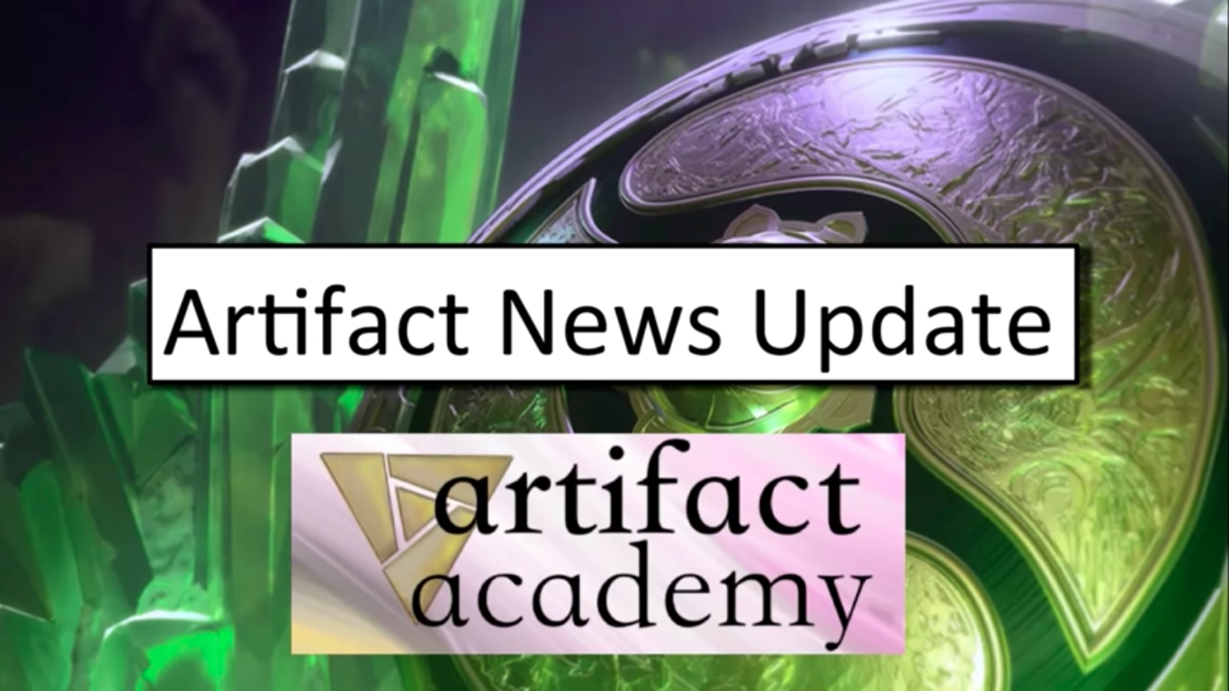 Pre-TI8 Artifact News Update - What do we know before TI8?Video - Neon