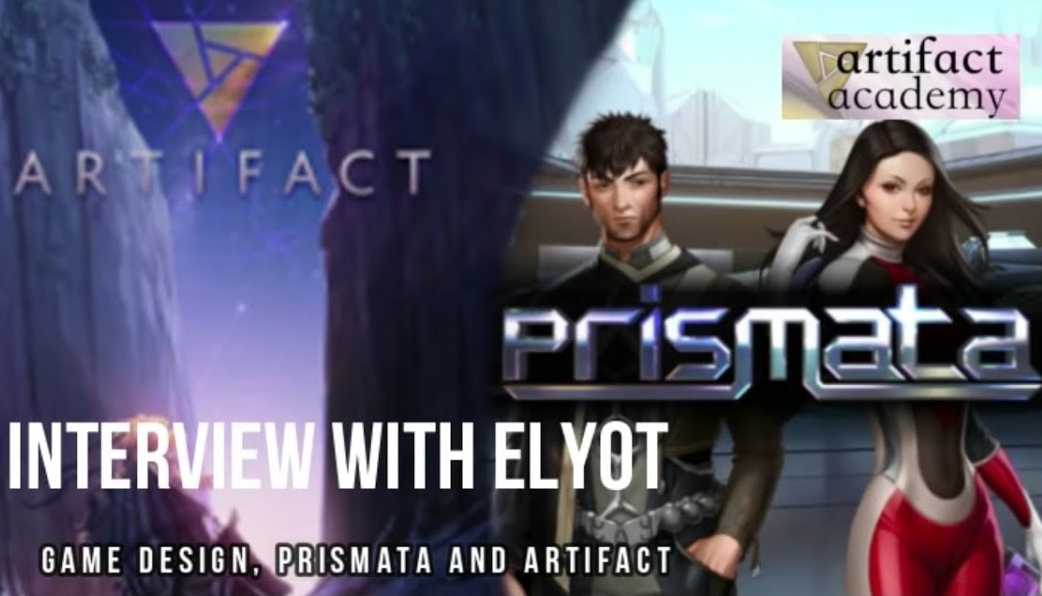 Interview with Elyot - Elyot is the lead designer behind Prismata. What can he teach us about game design?Video/Podcast - Neon