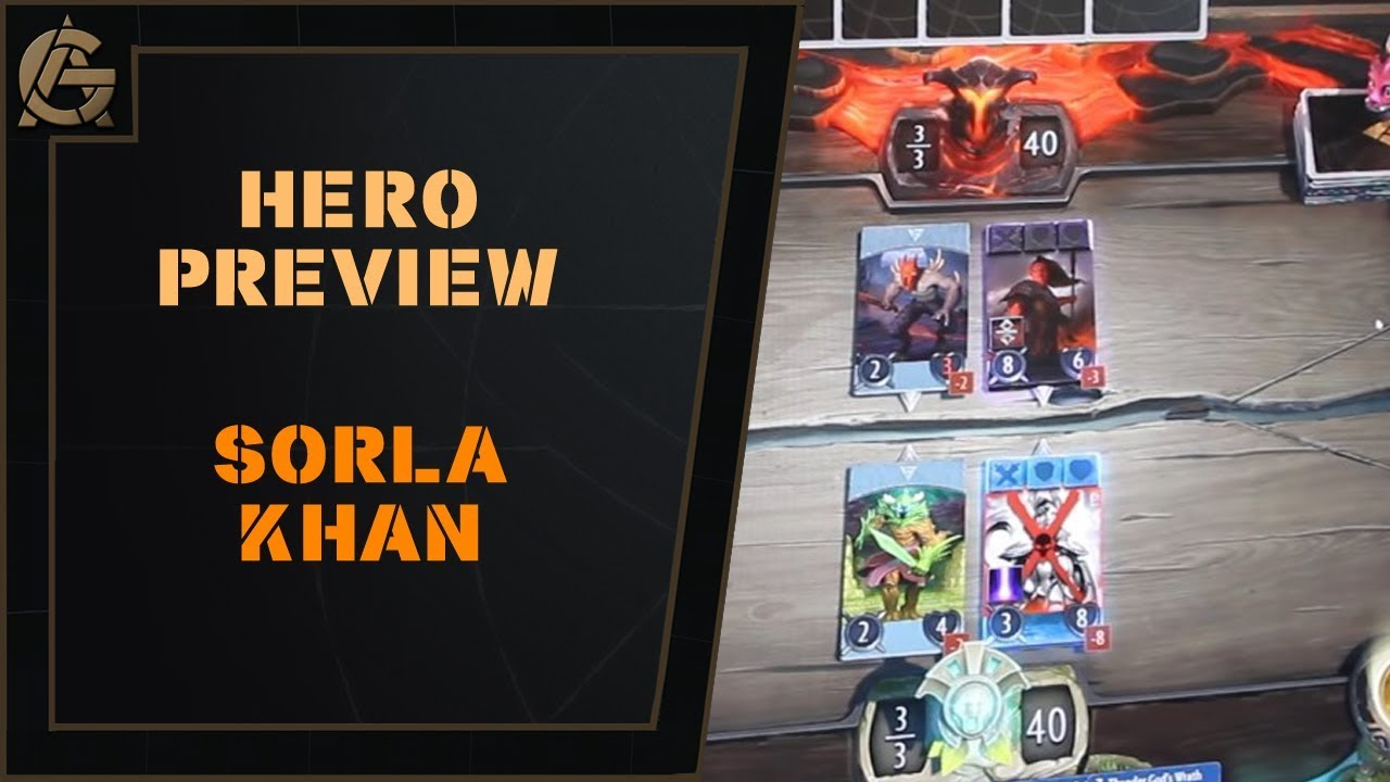 The Artificer's Guild: Hero Previews - Want to learn about the heroes of Artifact? Here is a great place to start!Video - The Artificer's Guild