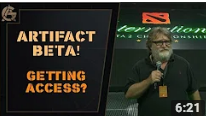 Artifact Beta Keys Announced - Video - The Artificer's Guild - August 28, 2018
