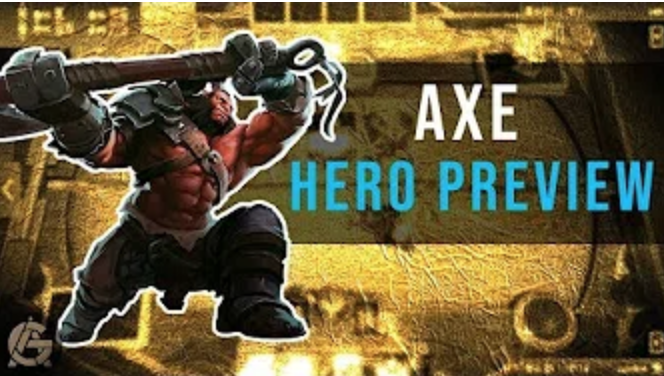Axe Hero Preview - Let's learn about the burly Oglodi stud.Video - Artificer's Guild - August 31, 2018