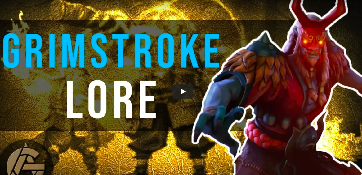 Grimstroke Lore and the 4th Spirit - What is the story behind the Paint Man?Video - The Artificer's Guild - September 17, 2018