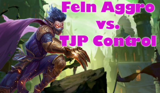 Feln Aggro v. TJP Control - Game of the Week #5Video - Neon - September 25, 2018