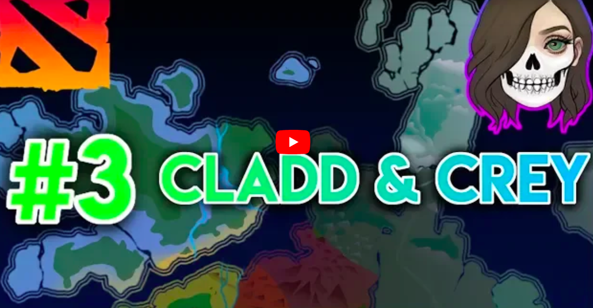 DOTA Geography 3: Cladd and Crey - Anger continues her exploration of the DOTA WorldArticle - AngerMania - October 29, 2018