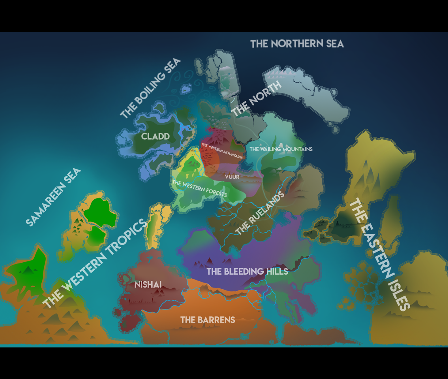 Map of the Ancients (Classic Mousepad).png