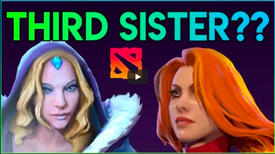The Third Sister - Bonus footage from DOTA Geography 2!Video - AngerMania - November 8, 2018