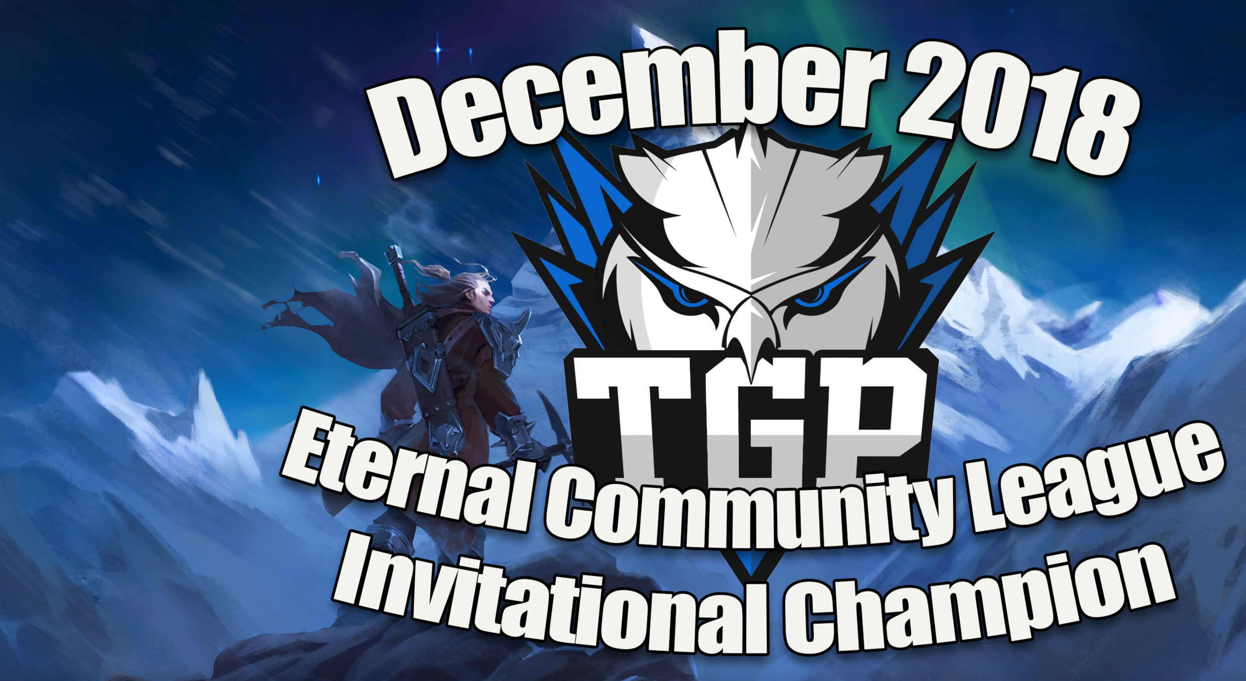 December 2018 Invitational Champion - Meet reireibarker, invitational champion!Article - reireibarker - January 14, 2019