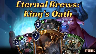 Eternal Brews - King's Oath - LocoPojo is at it again!Video - LocoPojo - January 30, 2019