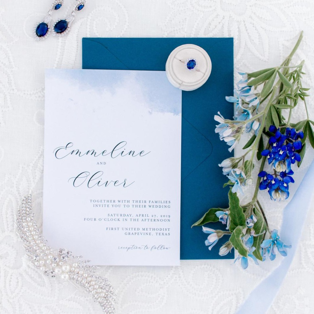 Styled Shoots - Stationery Design