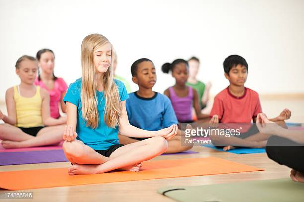 Breath Awareness - We can become both energized or relaxed through our breath, and as kids become mindful of their breathing, they're better able to focus, while decreasing stress and releasing healthy hormones.